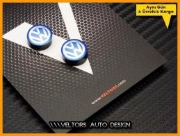 VW Anahtarlık Kumanda Logo Amblem Seti