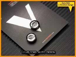Volvo Anahtarlık Kumanda Logo Amblem Seti