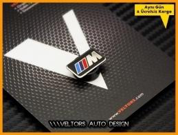 BMW M Direksiyon Araç Logo Amblem