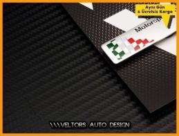 Fiat Limited Edition Plaket Logo Amblem