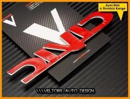 Honda Civic Bagaj Yazı Logo Amblem