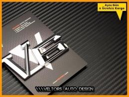 Ford V6 Araç Logo Amblem