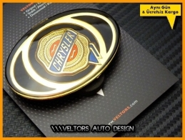 Chrysler Logo Amblem