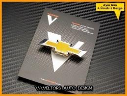 Chevrolet Direksiyon Airbag Logo Amblem