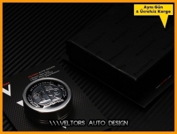 Mercedes AMG Logo Amblem Multi Medya iDrive Kontrol Unitesi