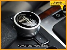 Mercedes AMG Amblem Multi Medya iDrive Kontrol Unitesi