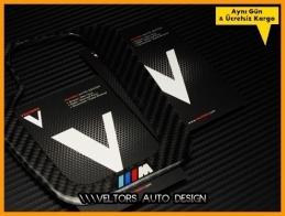 BMW E46 3 Serisi Carbon Vites Körük Çerçevesi