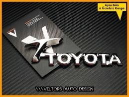 Toyota Sport Araç Logo Amblem