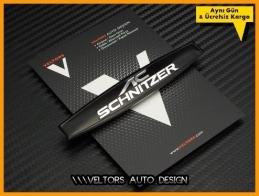 BMW AC Schnitzer Torpido Kokpit Plaket Logo Amblem