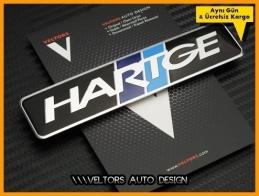 BMW Hartge Araç Plaket Logo Amblem