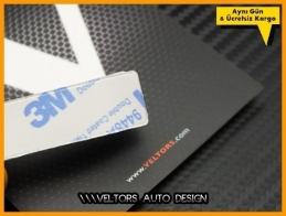 VW Araç Body Logo Amblem Seti