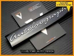 Range Rover Autobiography Logo Amblem
