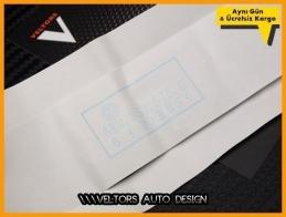 VW GTI Araç Bagaj Yazı Logo Amblem