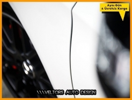 Mercedes Lorinser Yan Logo Amblem Seti