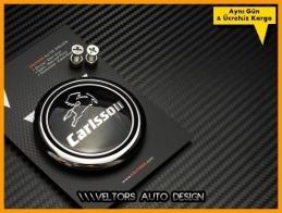 Mercedes Carlsson Logo Amblem Bagaj Yıldız