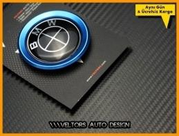 BMW Direksiyon Airbag Logo Amblem Halka Çerçeve
