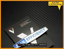 Mercedes Blue Efficiency Logo Amblem