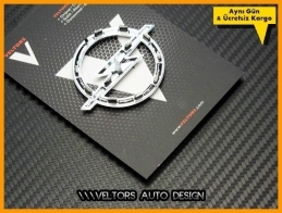 Opel Direksiyon Airbag Logo Amblem
