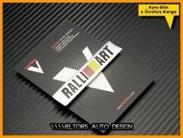 Mitsubishi Ralli Art Torpido Kokpit Plaket Logo Amblem