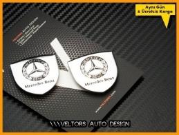 Mercedes Body Logo Amblem Seti