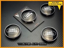 Land Rover Logo Amblem Logo Amblem Jant Göbeği Göbek Kapak Seti
