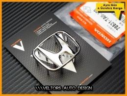 Honda Civic Accord CR-V City Jazz Airbag Direksiyon Logo Amblem