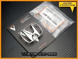 Honda Accord CR-V Jazz Airbag Direksiyon Logo Amblem