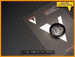 Mercedes Brabus Vites Logo Amblem