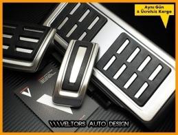 Audi A3 Otomatik Pedal Seti