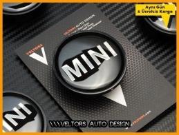 Mini Logo Amblem Jant Göbeği  Göbek Kapak Seti