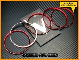Mercedes W176 A W117 CLA X156 GLA Class A/C Halka Çerçeve Seti
