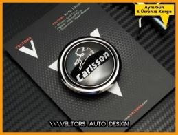 Mercedes Carlsson Kaput Yıldız Logo Amblem