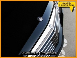 Mercedes Lorinser Kaput Yıldız Logo Amblem