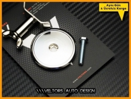 Mercedes AMG Kaput Yıldız Logo Amblem
