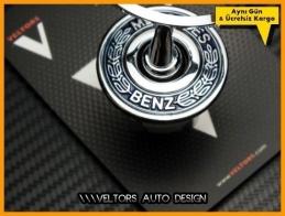 Mercedes Kaput Yıldız Logo Amblem