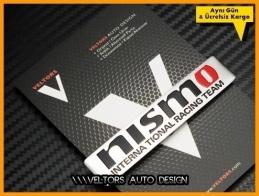 Nissan Nismo Logo Amblem