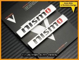 Nissan Nismo Logo Amblem Seti