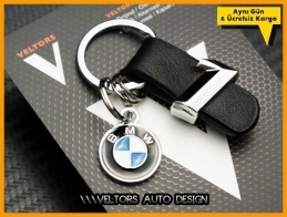 BMW E81 E82 E87 E88 F20 F21 1 Serisi Logo Amblem Anahtarlık