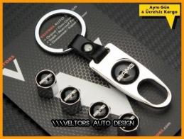 Mercedes AMG Logo Amblem Anahtarlık Sibop Kapak Seti