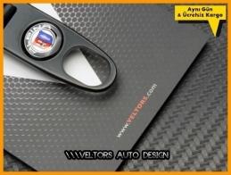 BMW Alpina Logo Amblem Anahtarlık Sibop Kapak Seti