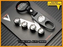Porsche Logo Amblem Anahtarlık Sibop Kapak Seti