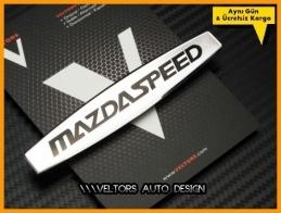 Mazda Speed torpido Kokpit Logo Amblem