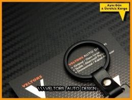 VW R line R Logo Amblem Anahtarlık Sibop Kapak Seti