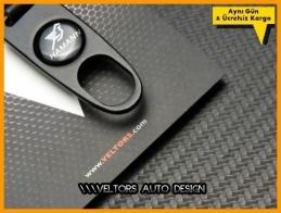 BMW Hamann Logo Amblem Anahtarlık Sibop Kapak Seti