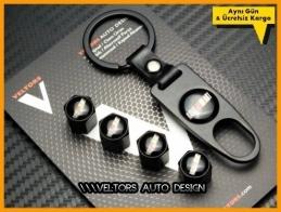 Mitsubishi Ralli Art Logo Amblem Anahtarlık Sibop Kapak Seti
