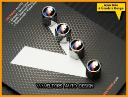 BMW M Logo Amblem Sibop Kapak Seti
