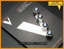 BMW Logo Amblem Sibop Kapak Seti