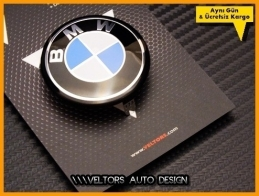 BMW Direksiyon Airbag Logo Amblem