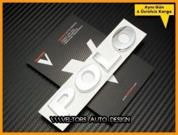 VW Orjinal Polo Bagaj Yazı Logo Amblem