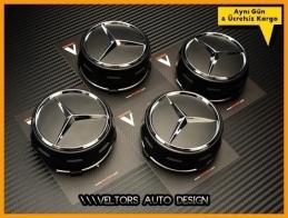 Mercedes Yeni Nesil AMG Jant Göbeği  Göbek Kapak Seti